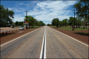 Rural road, image provided by Stefan Caddy-Retalic